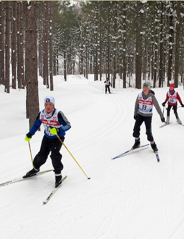 Ski Races: Get Your Bib On!