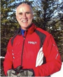 Bruce Ski Club president Mike Campbell