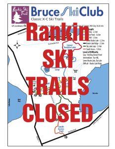 Rankin Ski Trail Map
