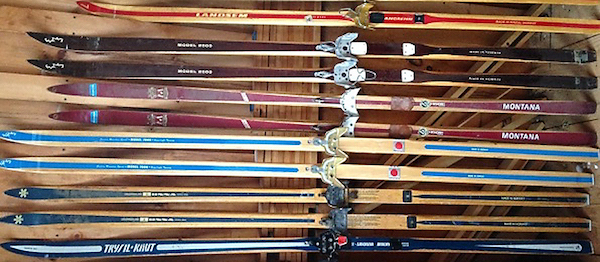 Grip Waxing Your Cross-Country Skis