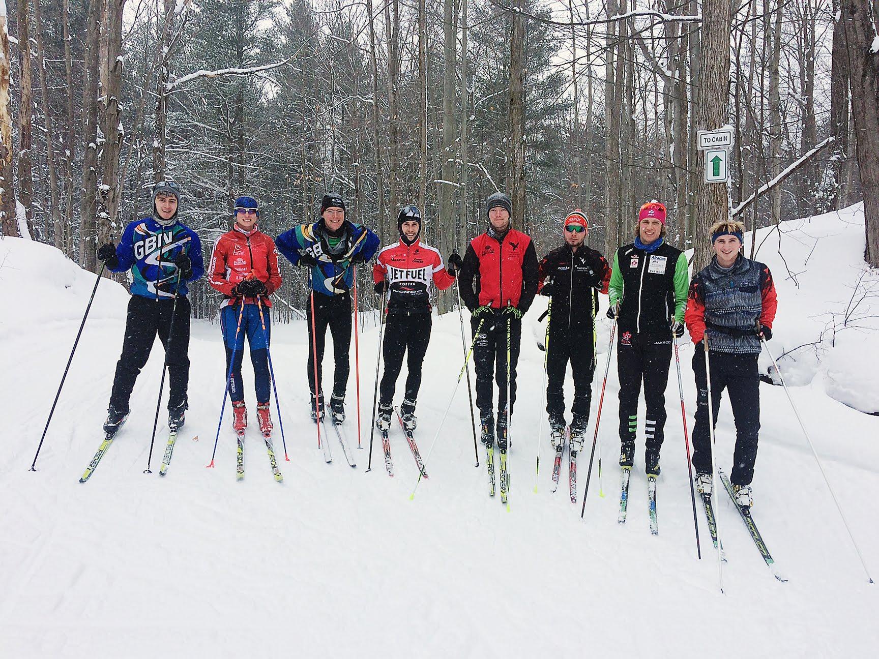 Georgian Bay Nordic - Boxing Day Ski 2017