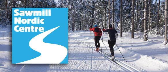 Bruce Ski Club - Sawmill Nordic Centre, Hepworth, Ontario - Header