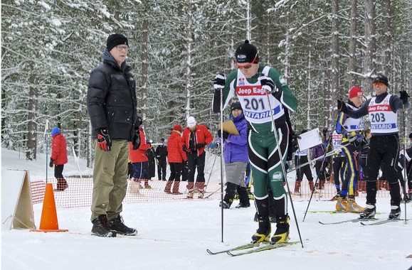 Thanks to This Year's Ski Race Volunteers