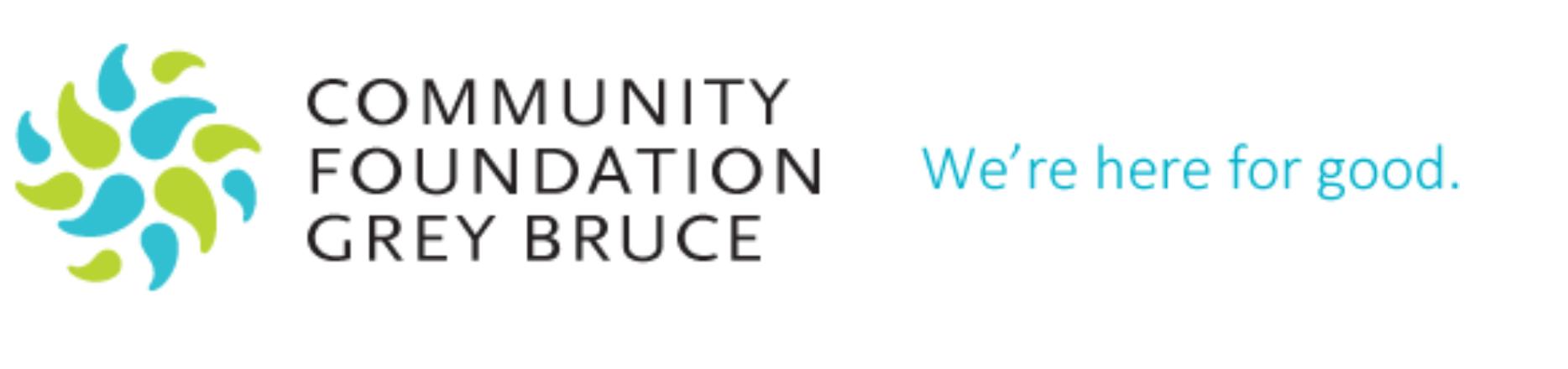 Community Foundation Grey Bruce Logo