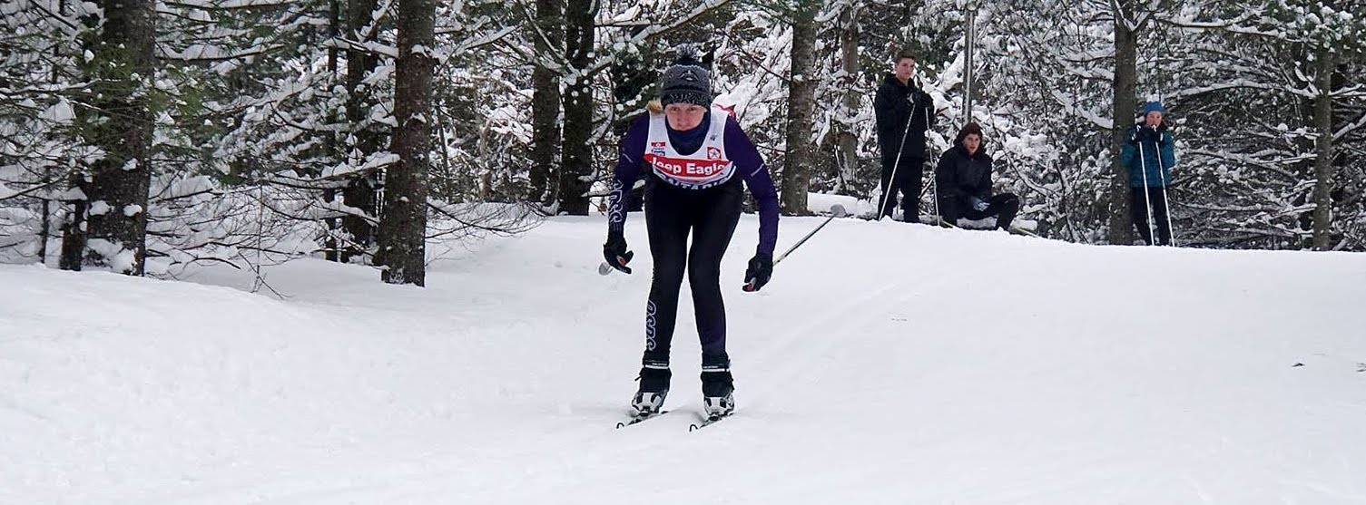 Bruce Ski Club - Great Wolf Invitational Ski Race - February 2018