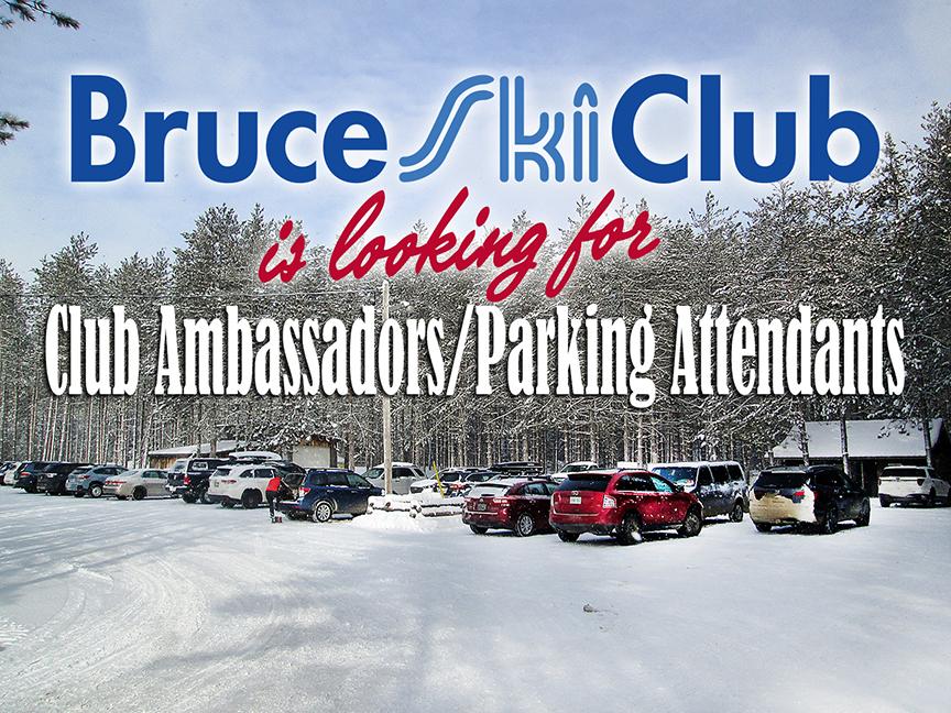 Bruce Ski Club Ambassadors Ad