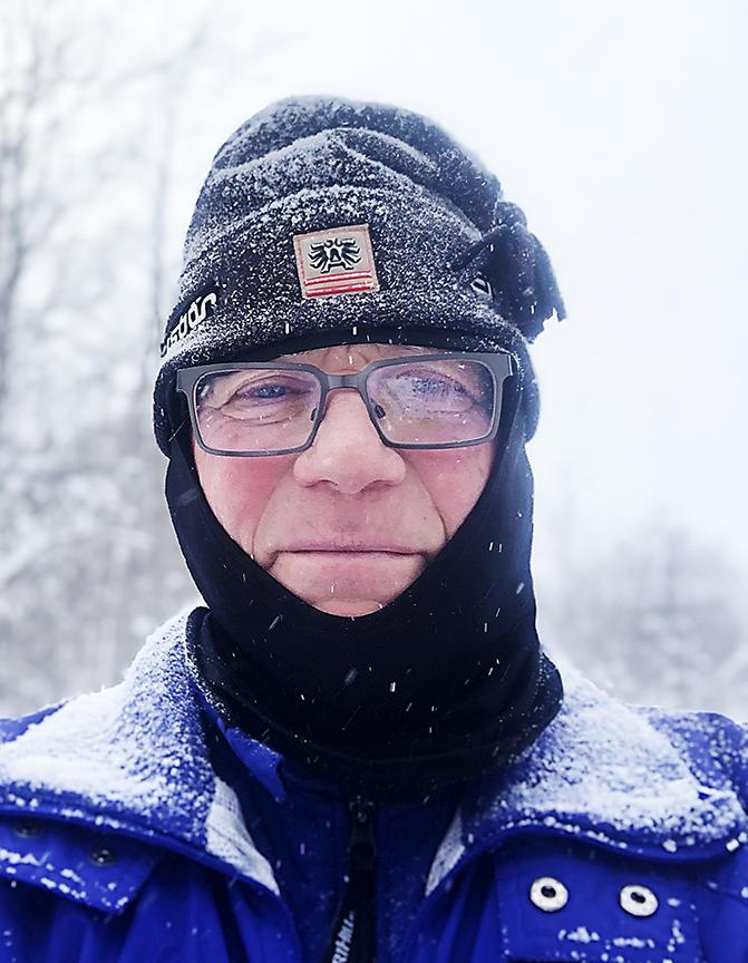 Kim, Sawmill Nordic Centre Groomer